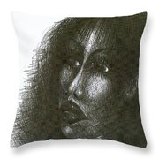 Inka II Throw Pillow