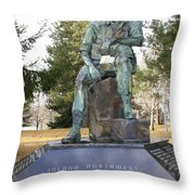 Inland Northwest Vietnam Veterans Memorial Throw Pillow