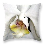 Inner Angel Throw Pillow