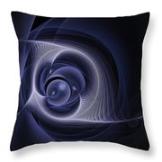 Inner Cohesion Throw Pillow