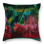 Inner Landscape2 Throw Pillow