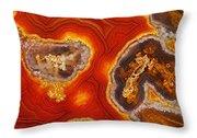 Inner Mystery Throw Pillow