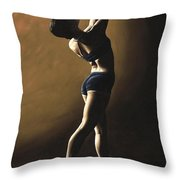 Inner Sanctuary Throw Pillow