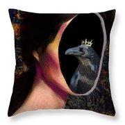 Inner Spirit 643 Throw Pillow