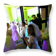 Innocence 1 Throw Pillow