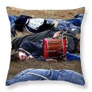 Innocence Lost Throw Pillow