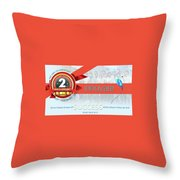 Innovare It Solutions Throw Pillow