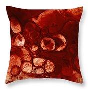 Inorganic Substance Throw Pillow