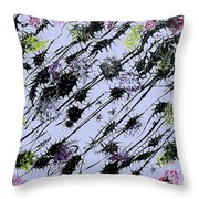 Insects Loathing - Original Throw Pillow