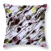 Insects Loathing - V1chf60 Throw Pillow