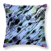 Insects Loathing - V1lllt54 Throw Pillow