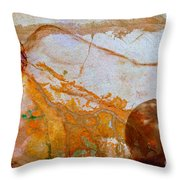 Insertion Or Extraction  Throw Pillow