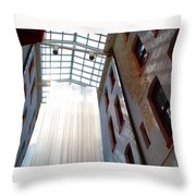 Inside Or Out Throw Pillow
