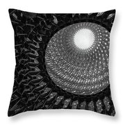 Inside The Hive Throw Pillow