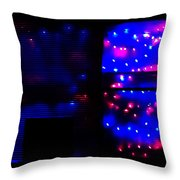Insideout Throw Pillow