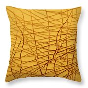 Insights - Tile Throw Pillow