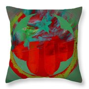 Insignia Throw Pillow