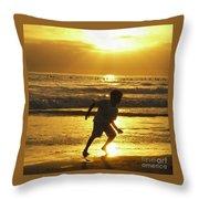 Inspired Spirit Throw Pillow
