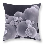 Instant Milk Powder Sem Throw Pillow