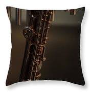 Instrument Of Piece Throw Pillow