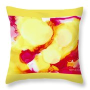 Intellectual Energy  Throw Pillow