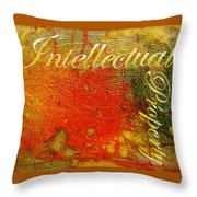 Intellectual Property Throw Pillow