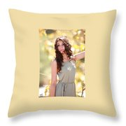 Intellux Throw Pillow