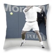 Intensity - Taylor Dent Throw Pillow