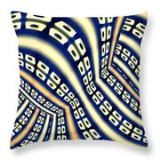 Interchange Throw Pillow