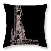Intercoastal Abi Throw Pillow