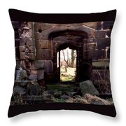Interesting Architecture Throw Pillow
