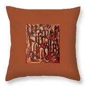 Interior Throw Pillow