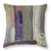 Interiors Throw Pillow