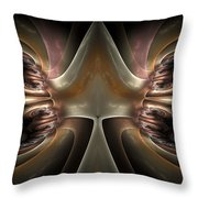 Internal Activity Throw Pillow