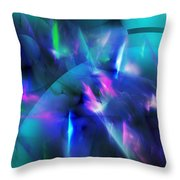 Internal Demons 2 Throw Pillow