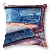 International Harvester Throw Pillow