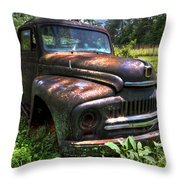 International L120 Throw Pillow