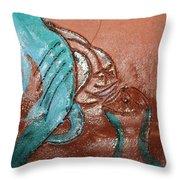 Interplay  - Tile Throw Pillow