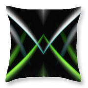 Intersect Throw Pillow