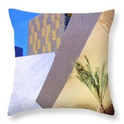 Intersection Number One Las Vegas Throw Pillow
