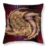 Interwoven Throw Pillow