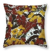 Intimidation Of Energy - V1sd100 Throw Pillow