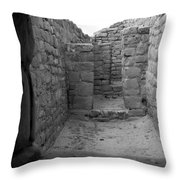 Into Another Time 2 Throw Pillow