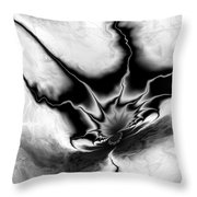 Into My Lair Throw Pillow