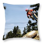 Into The 4pack Throw Pillow
