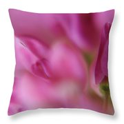 Into The Lupine Throw Pillow