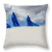 Into The Mystic 11 Throw Pillow