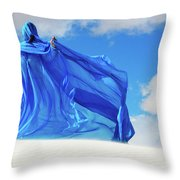 Into The Mystic 28 Throw Pillow