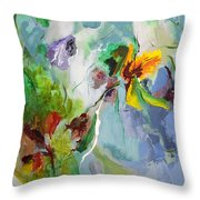 Into The Soul Throw Pillow