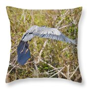Wild Retreat Throw Pillow